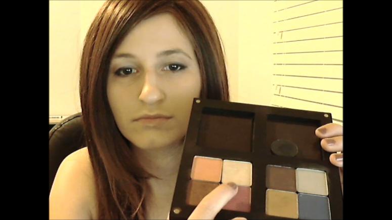 fleshy eyeshadow