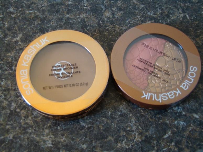 sonia kashuk undetectable bronzer cream