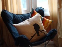 marshall's throw pillow