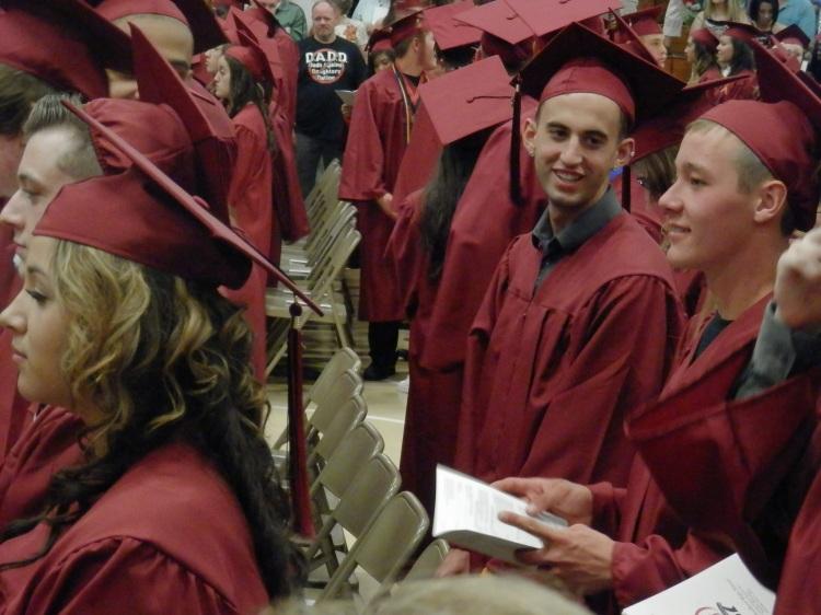 bradford highschool grad 2013