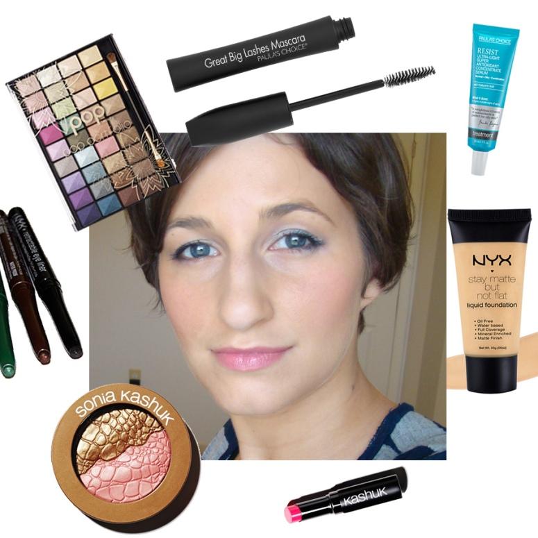 summer-makeup-series-fuschia-and-smokey-eyes