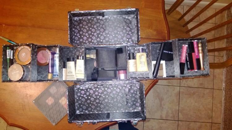 kaboodle makeup professional case sonia kashuk paulas choice inglot