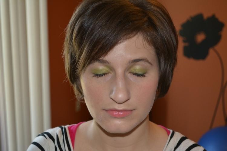 inglot 39, inglot 08, monday morning makeup inspiration, wear your vitamins