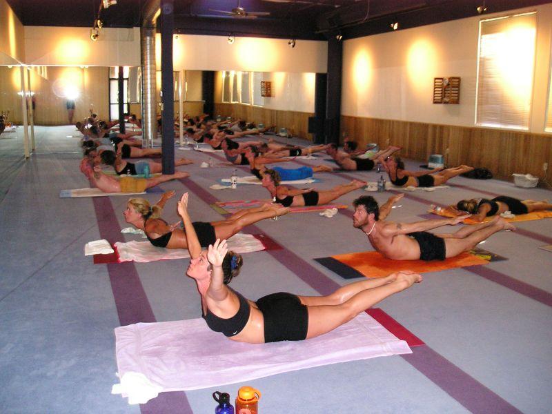 10 ways to survive bikram yoga