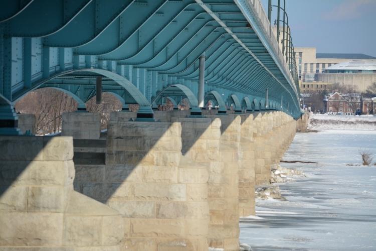 harrisburg pennsylvania bridge